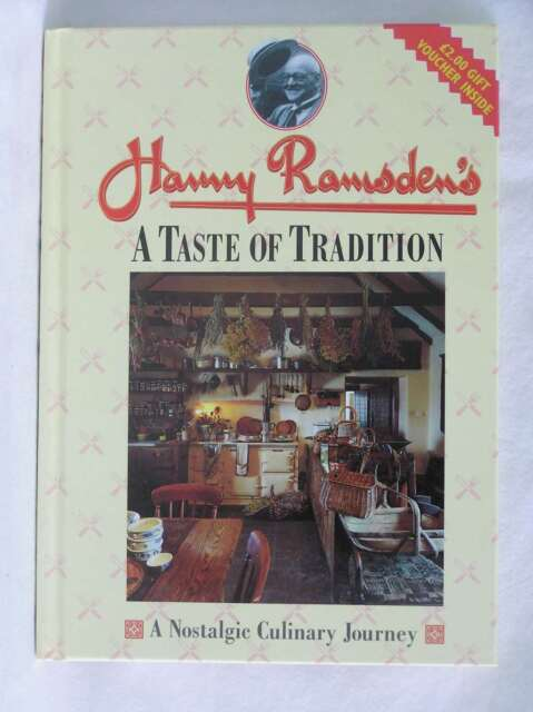 Harry Ramsden's A Taste of Tradition, Bramley, Tessa, Excellent Book