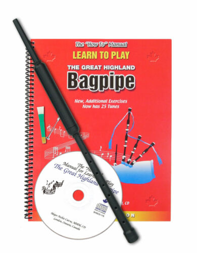 Pipers/' Choice Learn to Play Bagpipe Kit