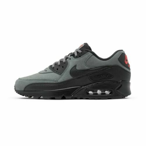 Size 7 - Nike Air Max 90 Grey Suede