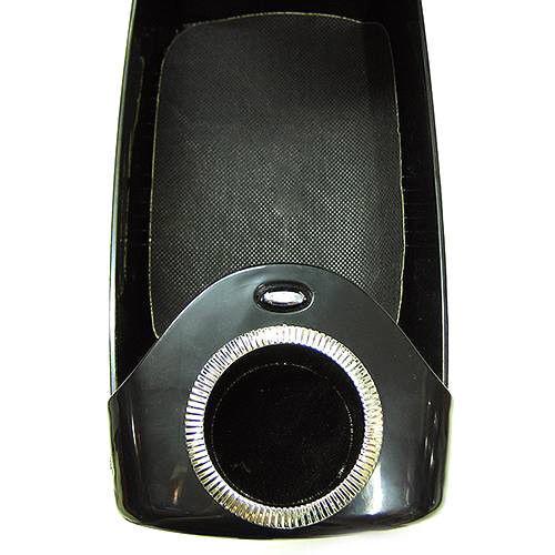 Universal Schwarz Armlehne Mittelkonsole für Opel Astra Vectra Corsa