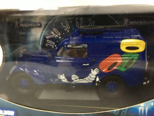 """SOLIDO  Renault  Juvaquatre  /""""1952/""""  Michelin 1:18 Neu und Ovp!!!"""
