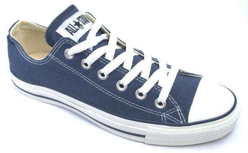 Original Converse Navy OX Chuck Taylor All Star M9697