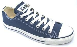 Image is loading Original-Converse-Navy-OX-Chuck-Taylor-All-Star- bc1ae1b77