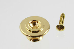 RB30GS AP-8710-002 Gotoh Gold RB30 Bass String Guide Round w//Screw