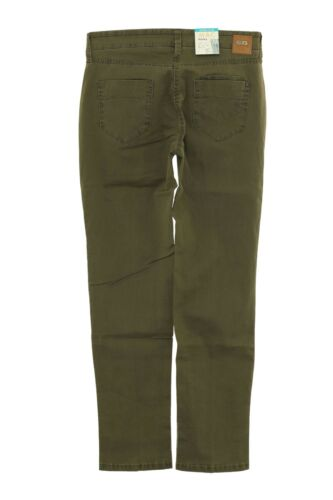 MAC Jeans Ashley 0475L 5862 Gabardine Hose Pants Damen Stretch Super Slim