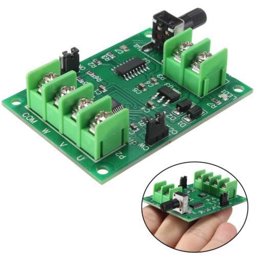 Useful Brushless Motor Hard drive motor Board Controller 3//4 wire DC 5V-12V Hot