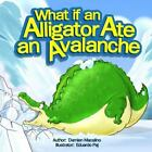 What If an Alligator Ate an Avalanche by Damien Macalino (2013, Paperback)