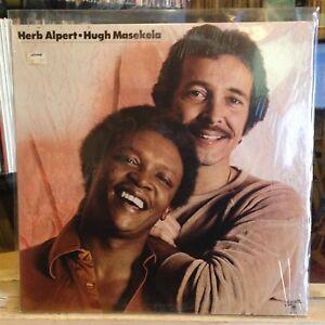 [SOUL/FUNK/JAZZ]~NM LP~HERB ALPERT~HUGH MASEKELA~Self Titled~{1978~HORIZON~Iss]