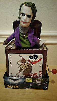 SDCC 2016 Entertainment Earth Exclusive Dark Knight Joker Jack in the Box