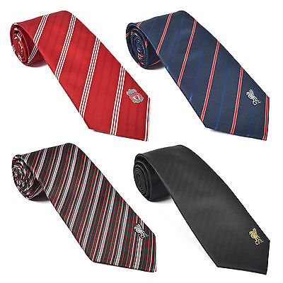 Liverpool FC Official Football Gift Club Tie