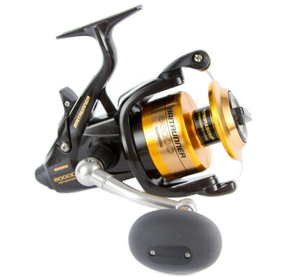 Shimano Baitrunner 8000D Live Bait Spinning ReelFree Expedited Shipping