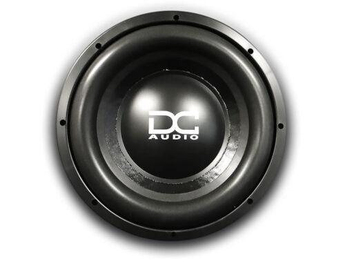 """DC AUDIO Level 2 10/"""" 2 ohm Dual Voice Coil Subwoofer 600//1200 Watt NEW"""