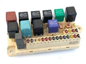 image is loading 1997-2000-lexus-ls400-interior-junction-fuse-box-