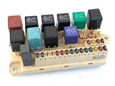 1990 lexus ls400 fuse box 1997 2000 lexus ls400 interior junction fuse box relay control  2000 lexus ls400 interior junction fuse