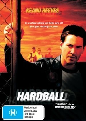 Hardball (DVD, 2011) REGION 1, Keanu Reeves, Diane Lane, D B Sweeney