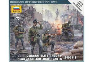 ZVEZDA-6180-1-72-German-Elite-Troops-1941-1943