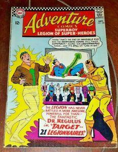 Adventure-Comics-w-Superboy-amp-Legion-of-Super-Heroes-348-1966-DC