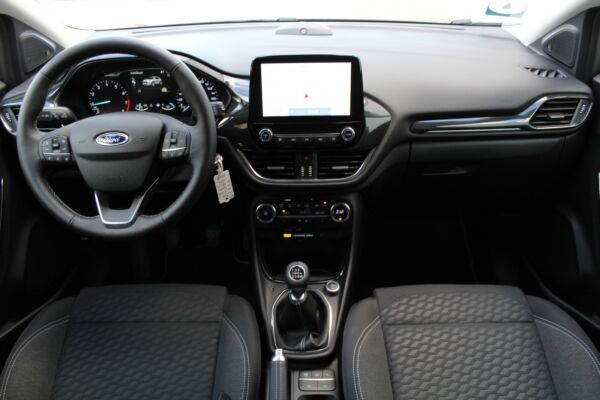 Ford Puma 1,0 EcoBoost mHEV Titanium billede 7