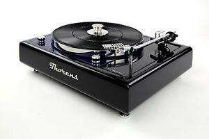 thorens td 150 platine vinyle tourne disque pi ce design restaur ebay. Black Bedroom Furniture Sets. Home Design Ideas