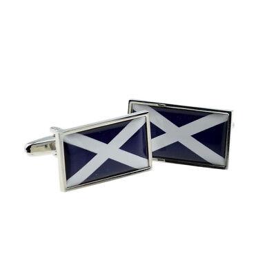 Scottish Flag Money Clip GTR-Prestige Giftware Scotland
