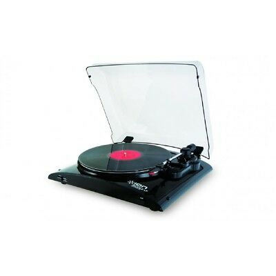 Ion Audio Profile LP Plattenspieler Vinyl Umwandlung USB PC & Mac CD Turntable