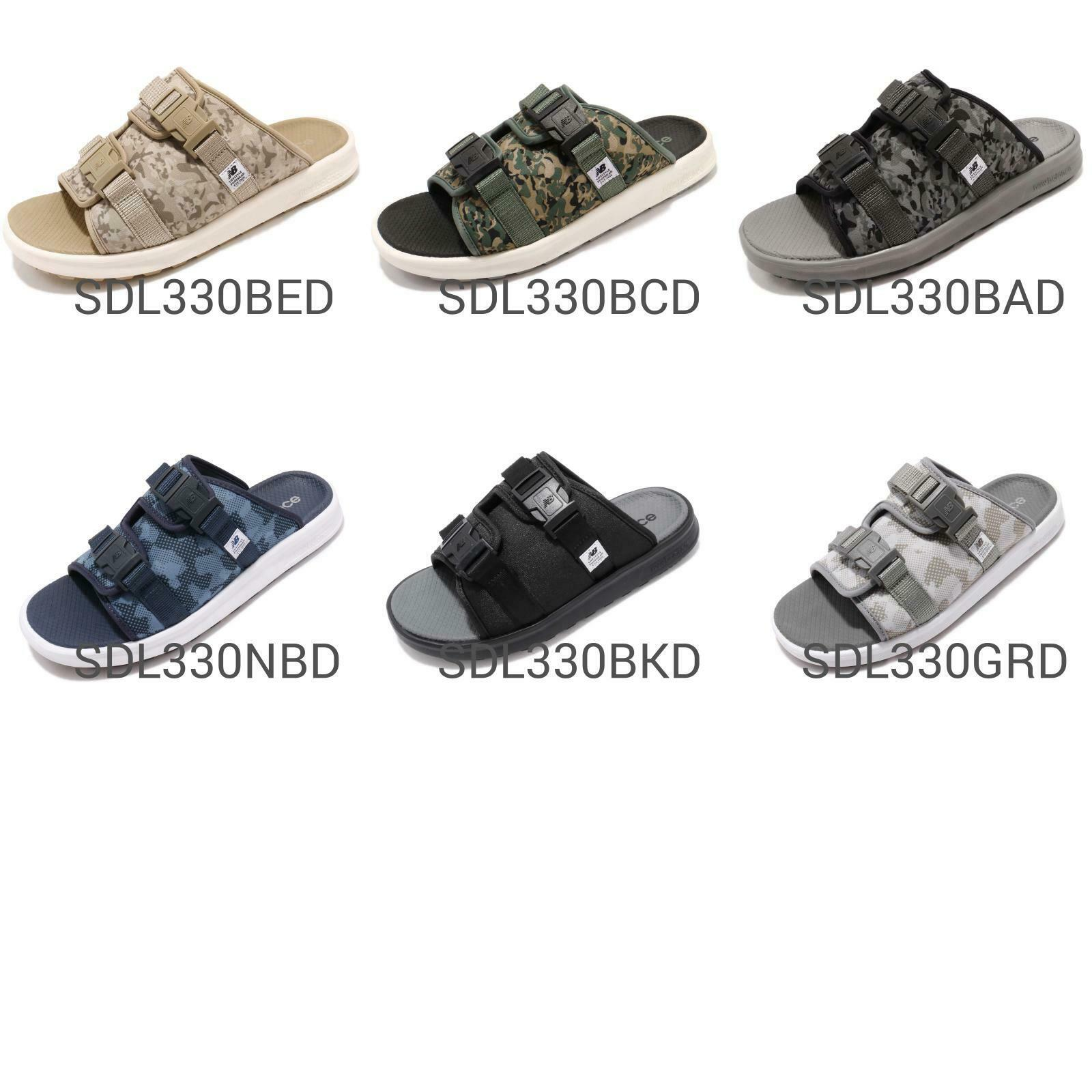 New Balance SDL330 330 D Men mujer Sports Sandals Slides Slippers Pick 1