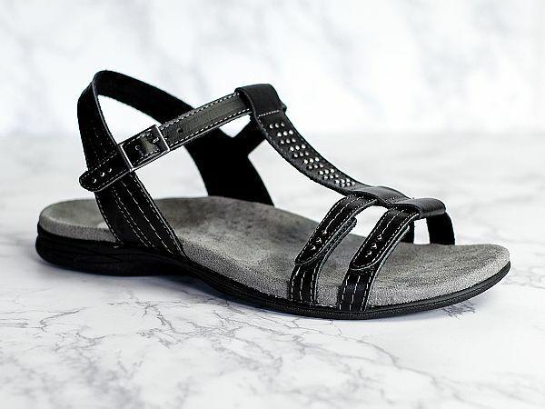 Revitalign Flora T-Bar ConGrünible Comfort Sandal - All Farbes - All Größes