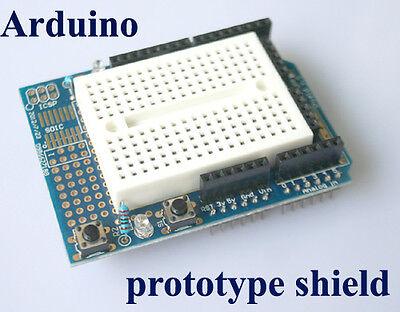 2x Prototyping Prototype Shield ProtoShield Breadboard for Arduino UNO R3 Mega