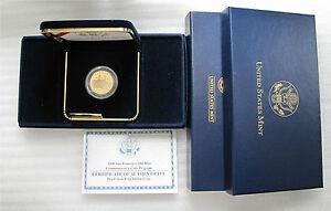$5 DOLLARS GOLD USA SAN FRANCISCO OLD MINT 2006 COMMEMORATIVE PROOF