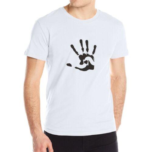 2017 New TV Westworld Maze Printed T Shirts Men Short Sleeve O-neck Cotton