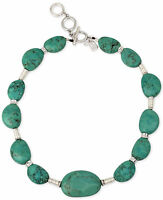 Robert Lee Morris Soho 'lets Turquoise About It' Semiprecious Necklace $85