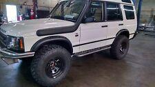 1999-2004 Land Rover Discovery Rock Slider DIY KIT... Sidesteps... Rocksliders