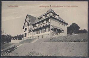 44392) AK Wernigerode Erholungsheim d. Ortskrankenkasse d. Stadt Schöneberg 1910