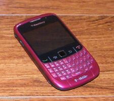 BlackBerry Curve 8520 - Fuchsia (T-Mobile) GSM 2.0MP Smartphone w/ Power Supply