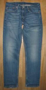 """Wow! Élastique Levi `S 511 D' Homme Jeans / Bleu en W33 """" / L32 """""""