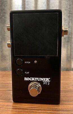 PT 2 Pedaltuner Black RockTuner