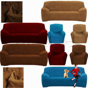Sofas Armchairs Suites Easy Stretch Couch Sofa Lounge Covers