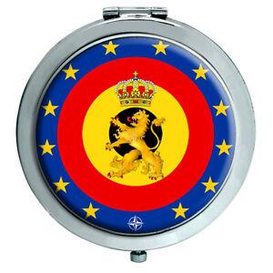 Belgische Defence Force (Belgische Defensie) Kompakter Spiegel