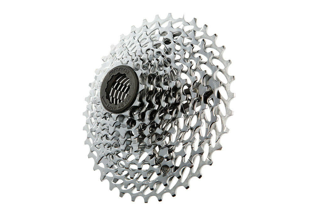 SRAM Apex PG-1030 10 Speed Cassette 11-26,11-28 ,11-32,11-36 MTB and Road Bike