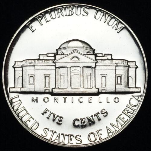 Proof Set 1976 S Jefferson Mint Proof Nickel from Original U.S