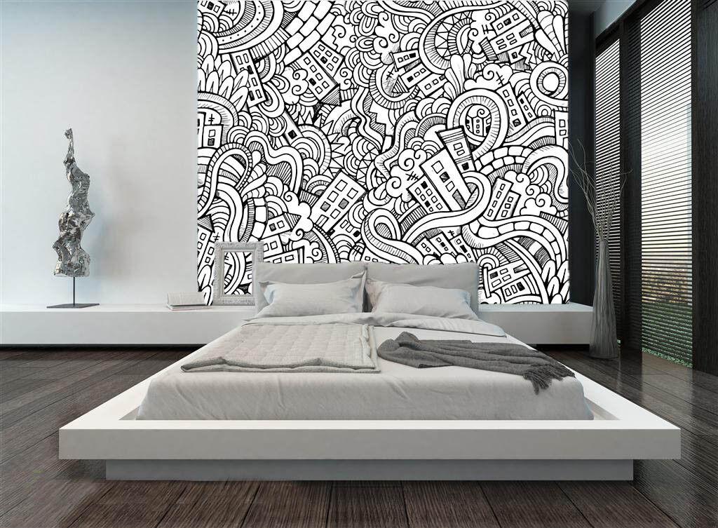 3D Cartoon Graffiti 533 Wallpaper Wall Print Decal Wall Decor Indoor Mural Lemon