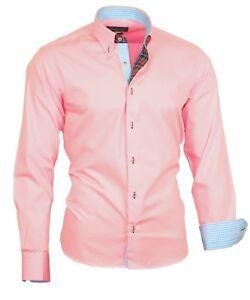 Camisa-camisa-Ober-camisa-camiseta-boda-viga-reticulada-de-Luxe-82302-rosa