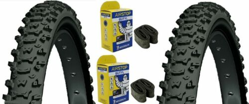 2 tire MOUNTAIN bike + 2 inner tube MICHELIN Country Mud 26 x 2.00 590g bike NEW