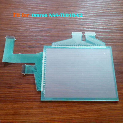 Protective Film New NS8TV01BV2 Touch Screen Glass for Omron NS8-TV01B-V2