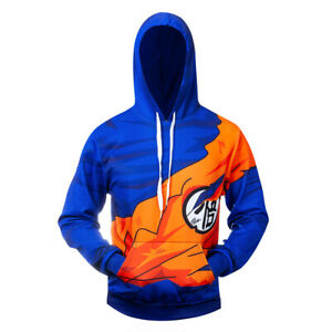 Goku-Dragon-Ball-Z-Cosplay-Costume-3D-Printed-Premium-Sweatshirt-Pullover-Hoodie
