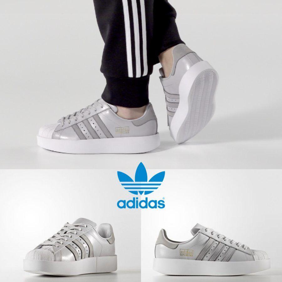 Adidas superstar audace sz scarpe bianco grigio originale cg3694 sz audace 411 limited 0cb292