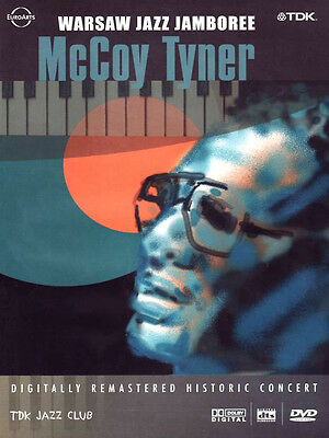 McCoy Tyner Live At The Warsaw Jazz Jamboree 1991 DVD NEW SEALED