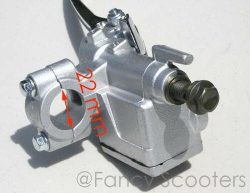 Front Hydrualic Brake Master Cylinder w// Brake Lever for Diablo Choppers 06099