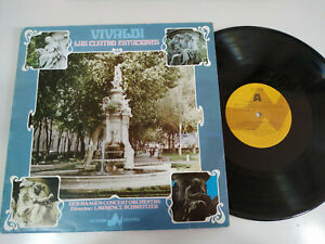 "Vivaldi Las Cuatro Jahreszeiten 1978 - LP 12 "" vinyl VG/VG"