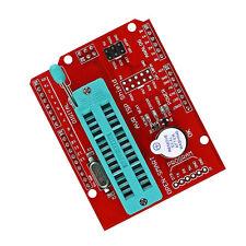 Avr Isp Shield Burning Burn Bootloader Programmer For Arduino Uno R3 L